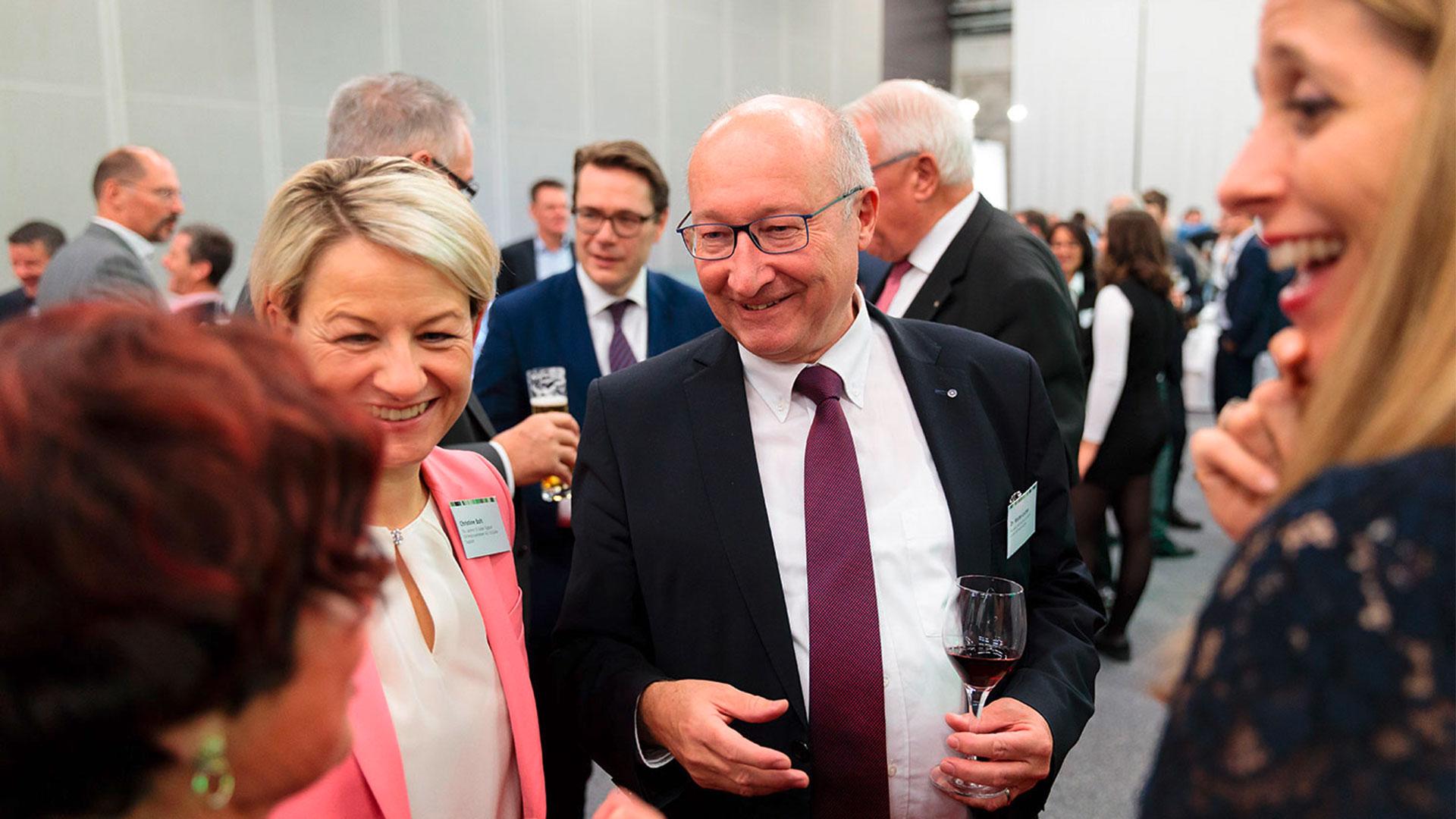 Thema Familie+Beruf am Forum Zukunft Ostschweiz