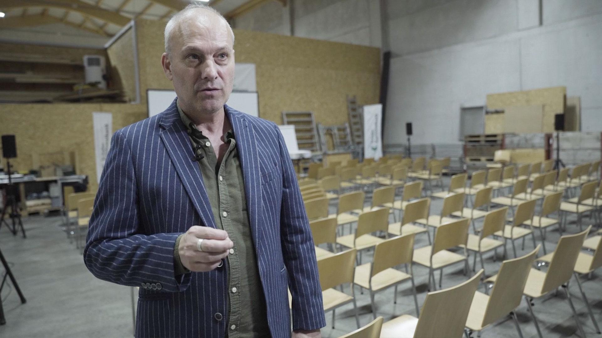 KMU-Fokus: Matthias Pöhm Übersicht