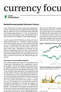 Newsletter Currency Fokus